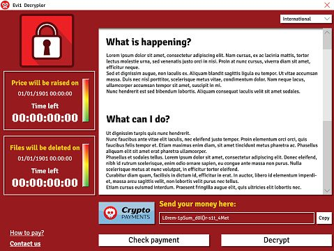 RCMP Ransomware